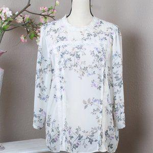 LC Romance Blouse Size XL